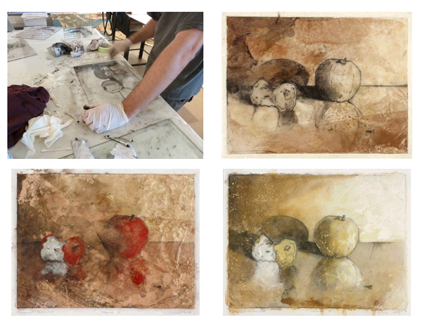 7_lexan-plate-with-three-versions-of-an-intaglio-and-encaustic-monoprint